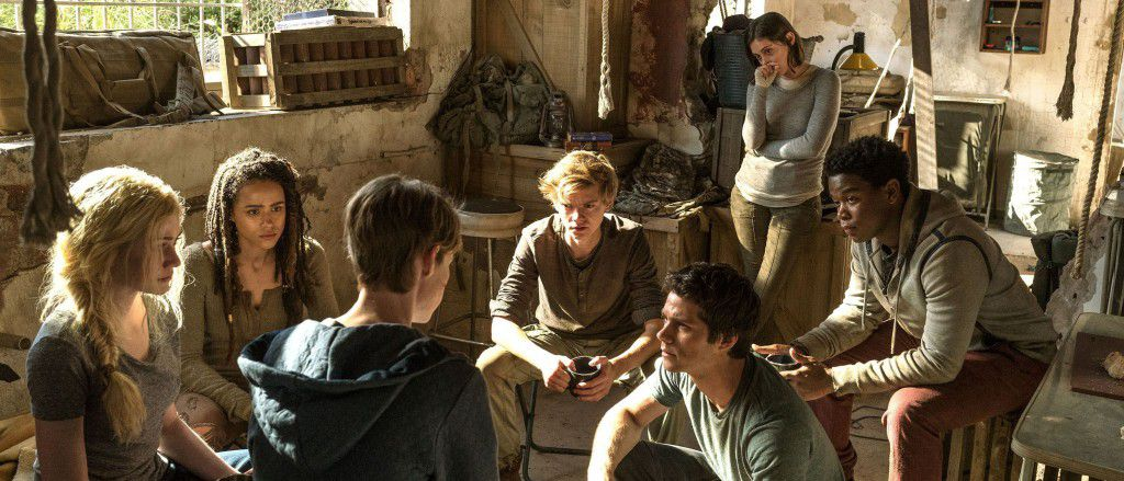 Maze Runner 3 - The Death Cure - la Rivelazione - scene - cast - characters