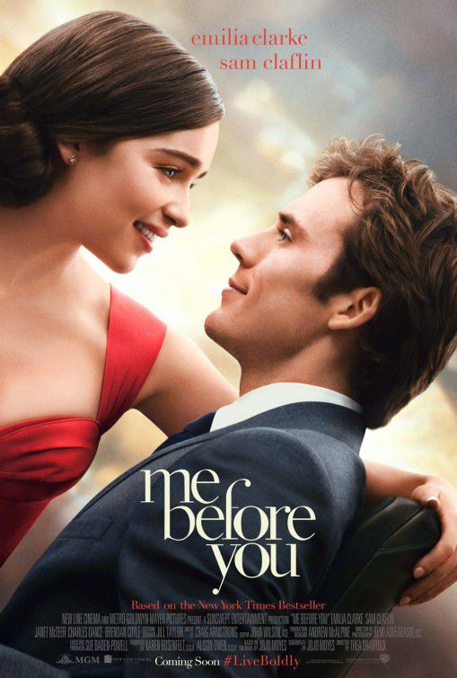 Io Prima di Te - Me Before You