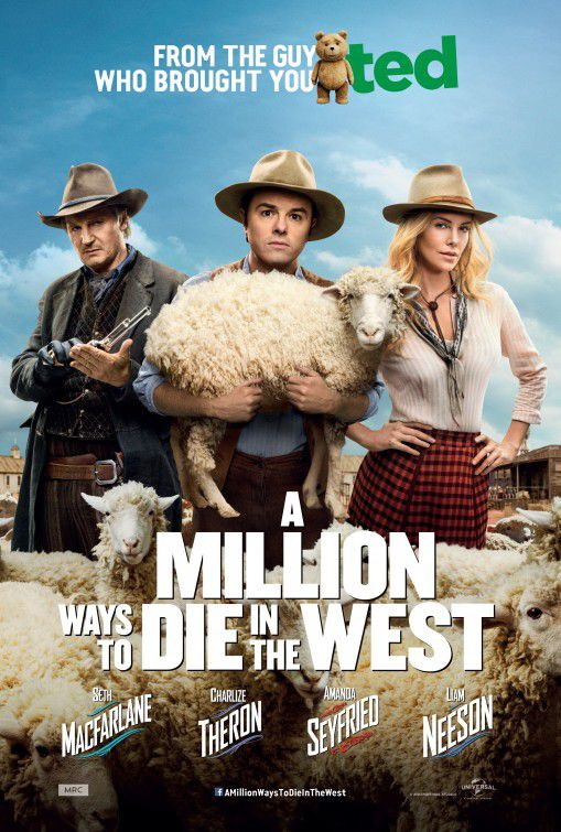 Million ways to Die in the West - Un milione di modi per morire nel West