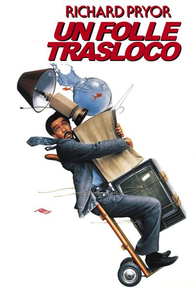Moving - Un folle trasloco - Richard Pryor - film poster