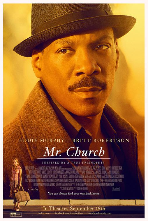 Film - Mr Church - Eddie Murphy