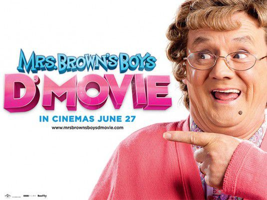 Film - Mrs Browns Boys D Movie