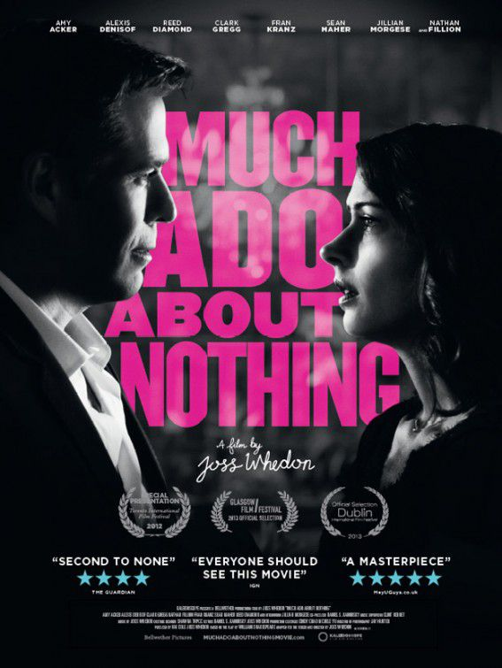 Much ado about nothing - Molto Rumore per Nulla (2013)