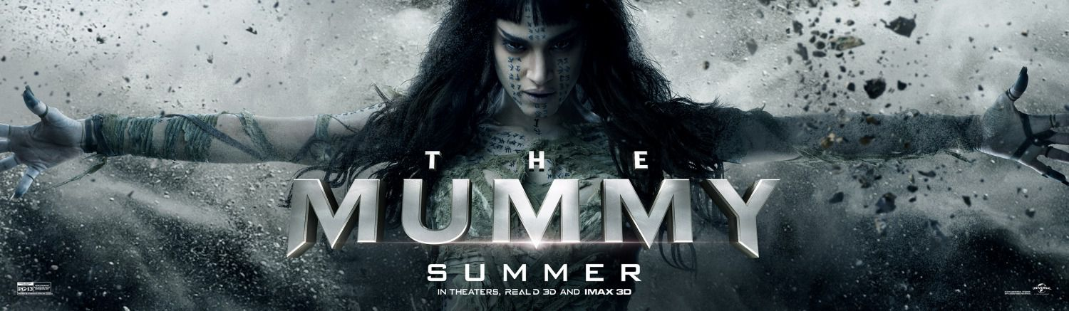 The Mummy - film poster