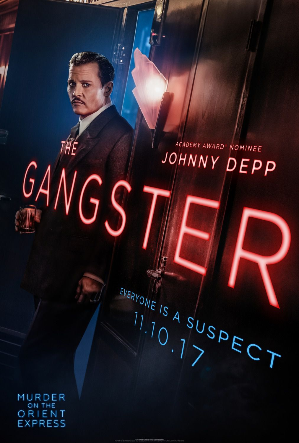 Johnny Depp - Gangster