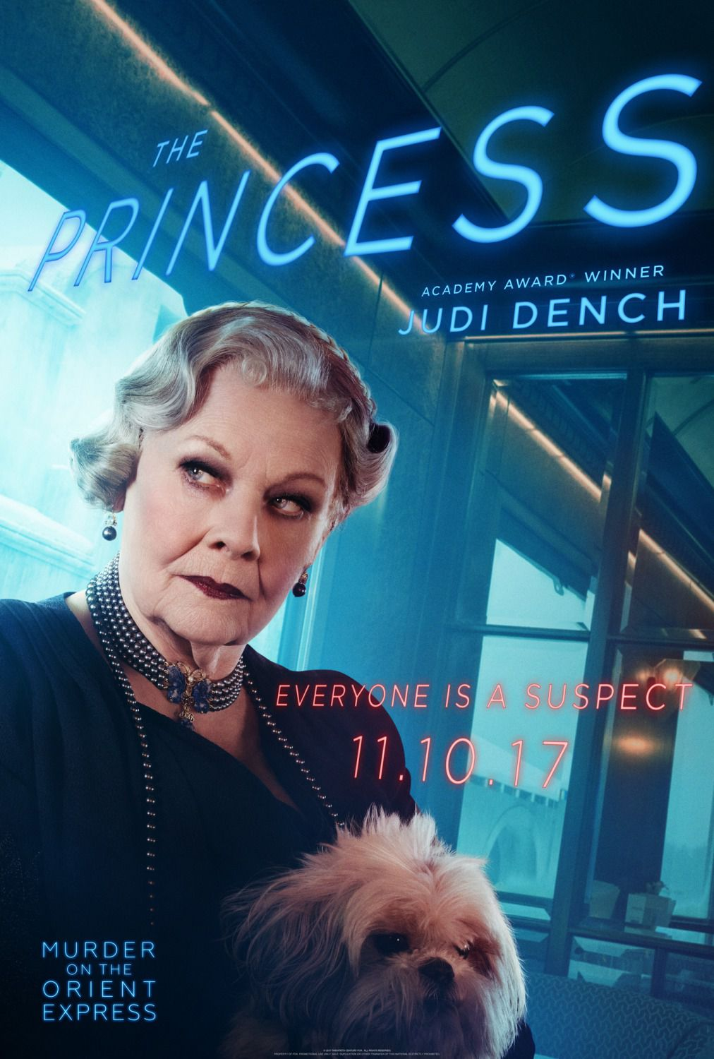 Judi Dench - Princess