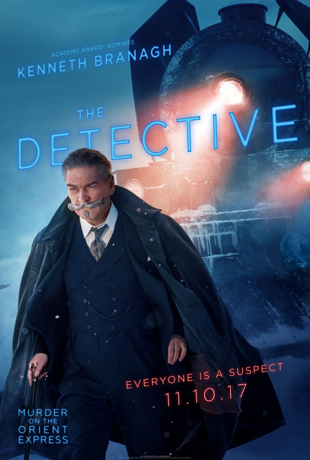 Kenneth Branagh - Detective