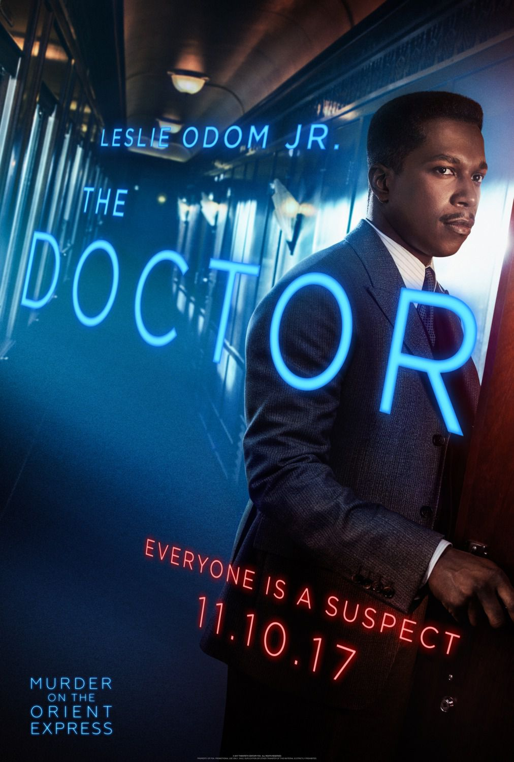 Leslie Odom Jr - Doctor
