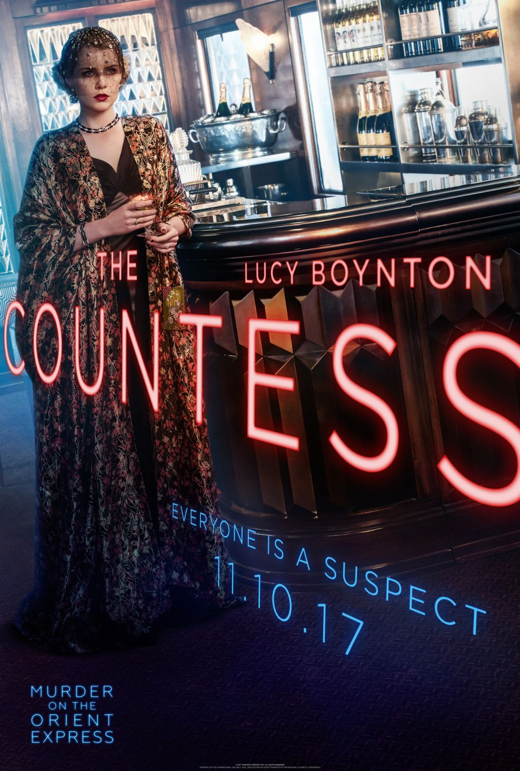 Lucy Boynton - Countess