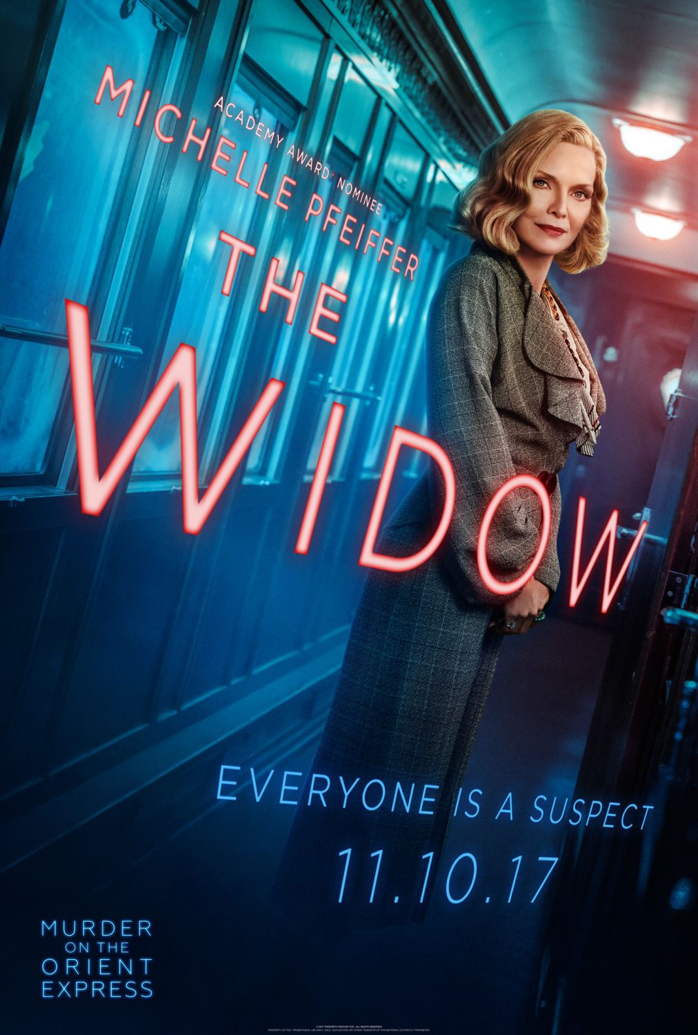Michelle Pfeiffer - Widow