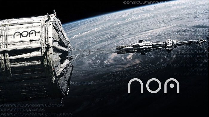 NOA ... SciFi Film about begin of the end