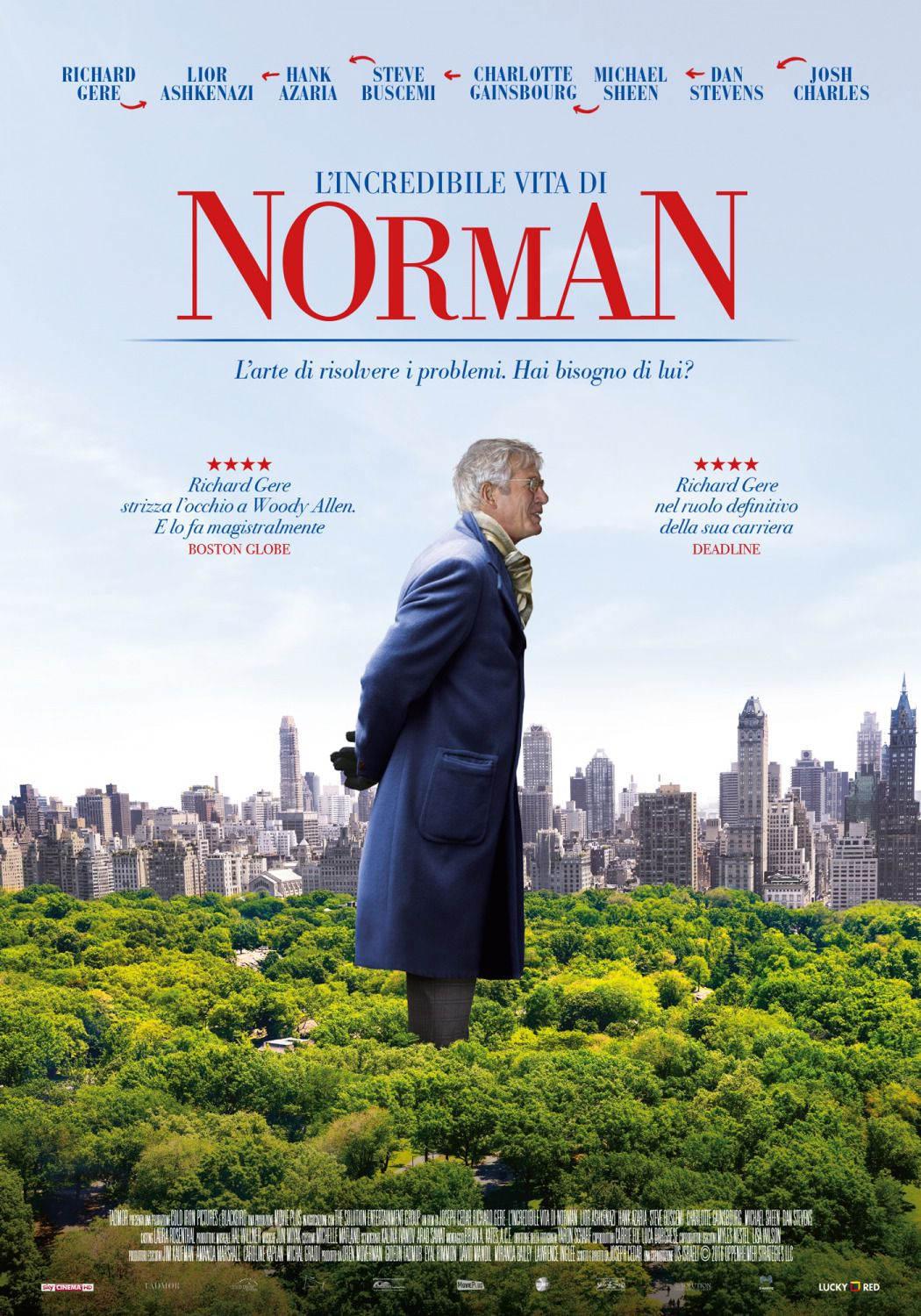 Norman - Richard Gere