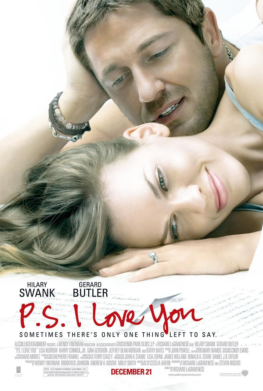 P.S. I Love You - film poster - Hilary Swank, Gerard Butler