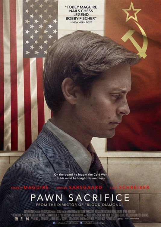 Pawn Sacrifice - La Grande Partita - Tobey Maguire nails Chess legend Bobby Fisher