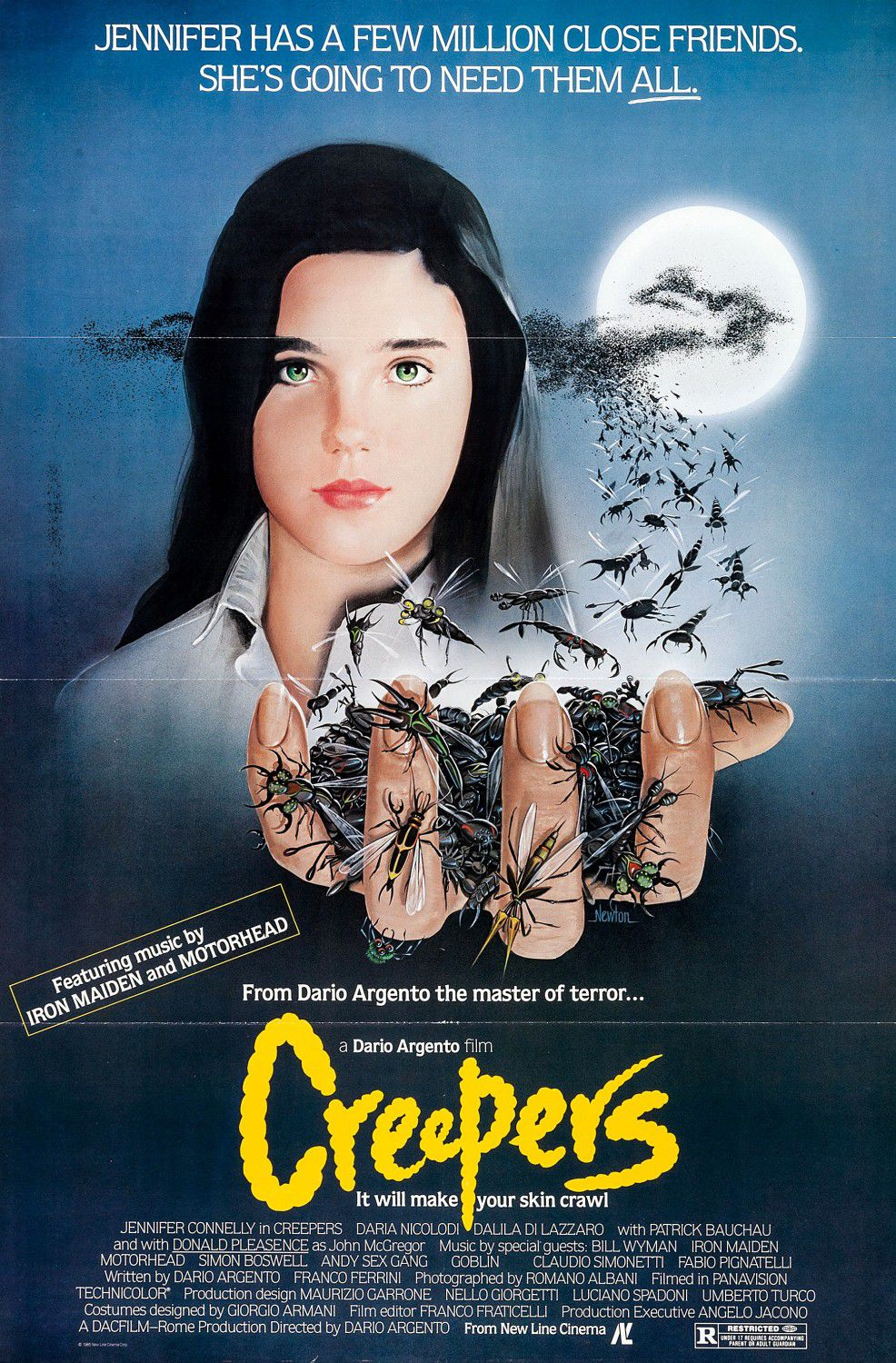 Phenomena - Creepers - Dario Argento 1985