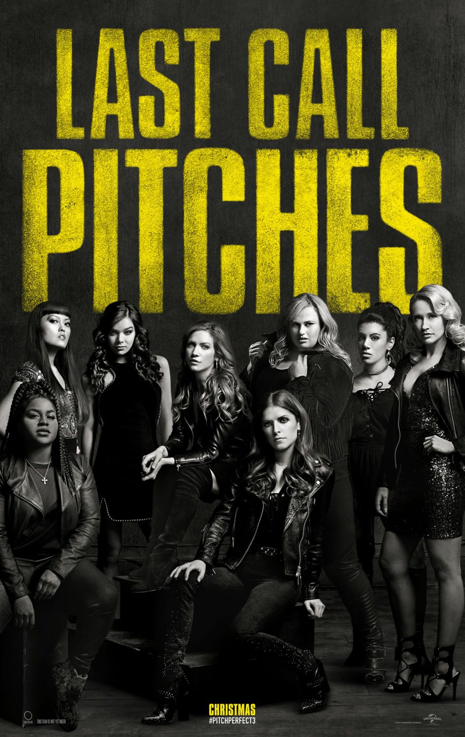 Pitch Perfect 3 - Voices 3