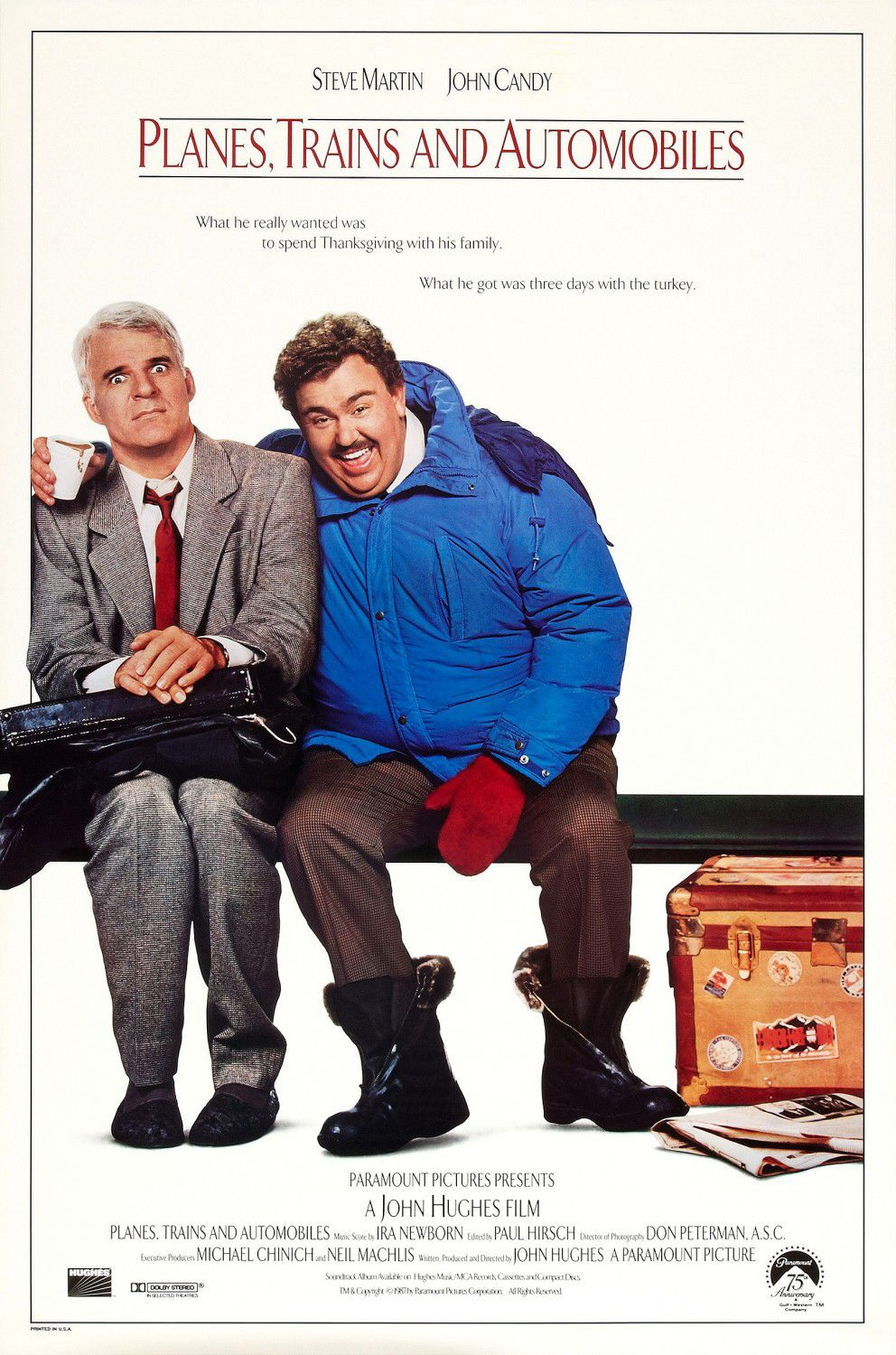 Un Biglietto per Due - Planes Trains and Automobiles - a Ticket pour deux