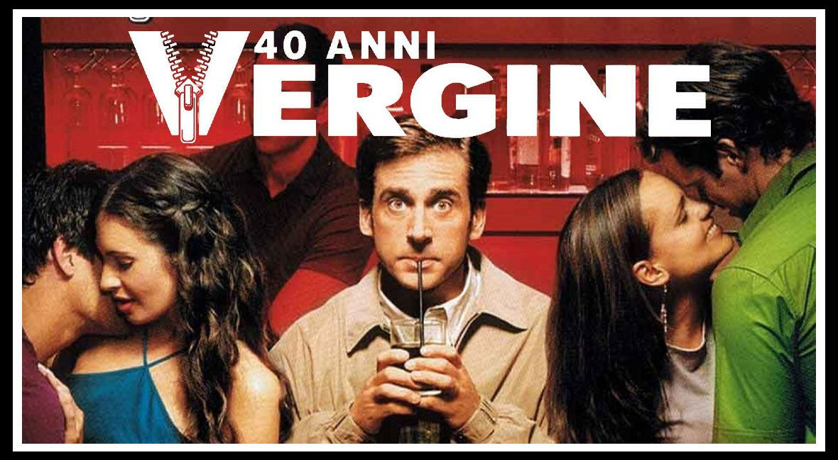 Quaranta anni Vergine - The 40 Year Old Virgin - poster