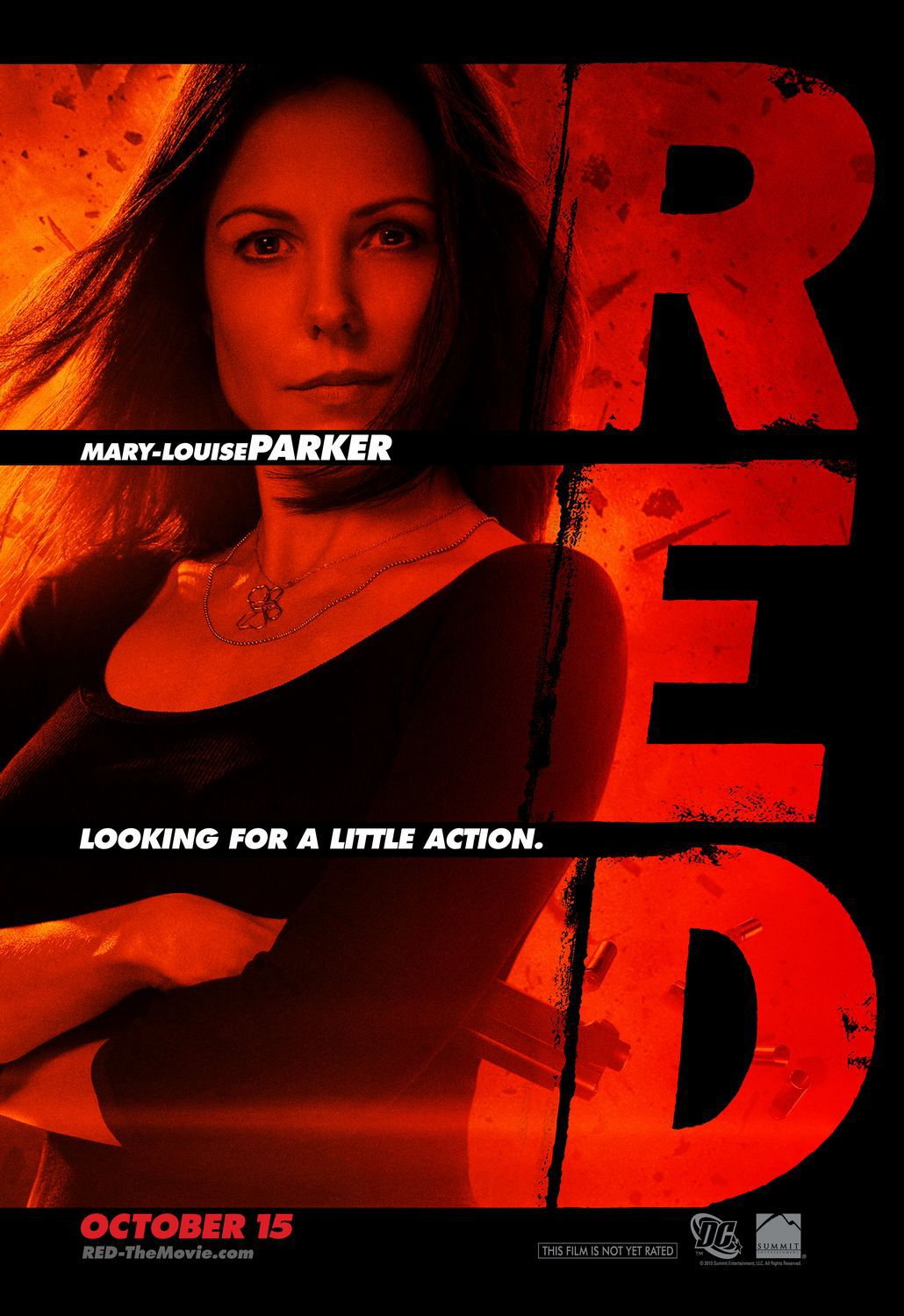RED - Mary-Louise Parker