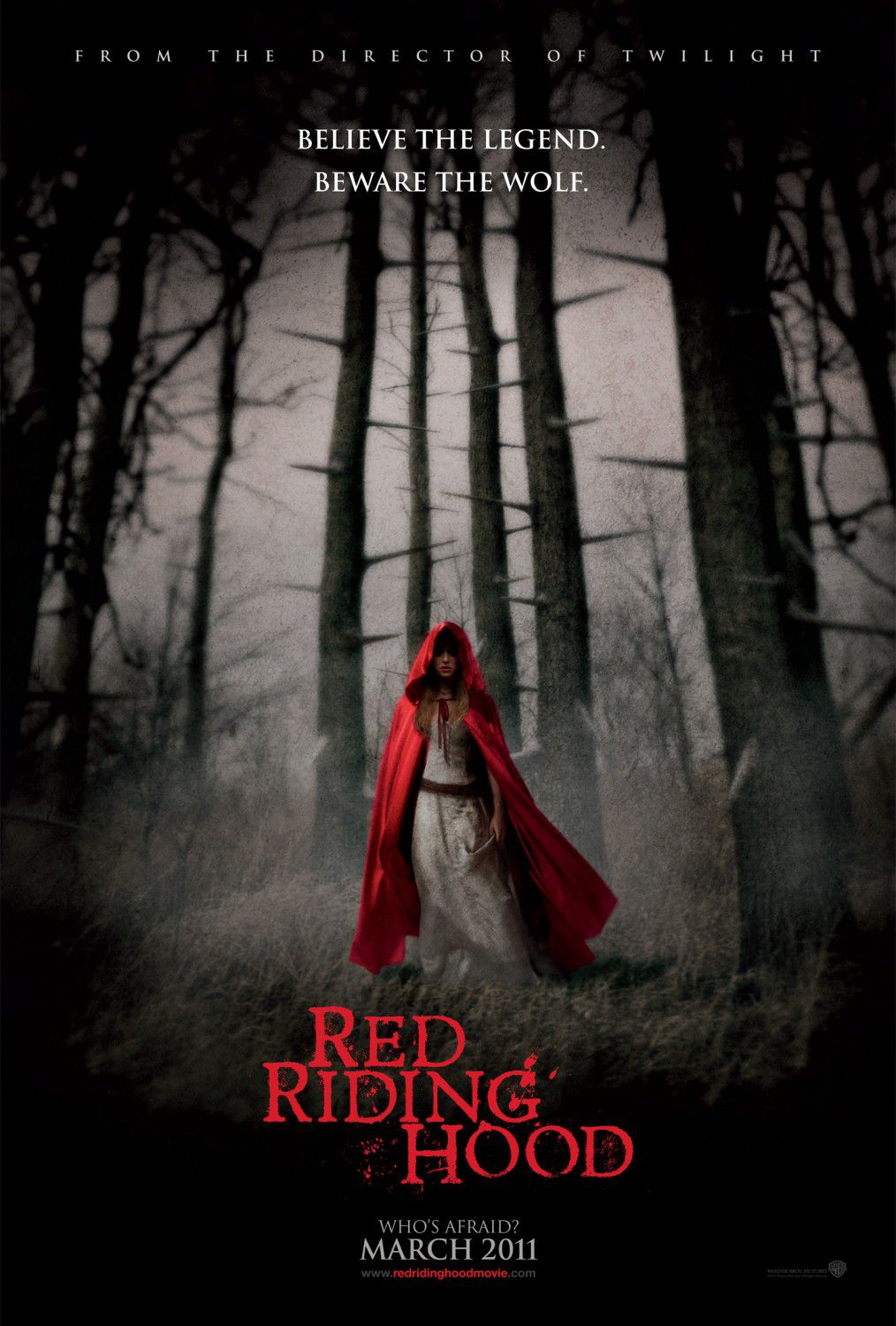 Cappuccetto Rosso - Red Riding Hood ... live action - film poster