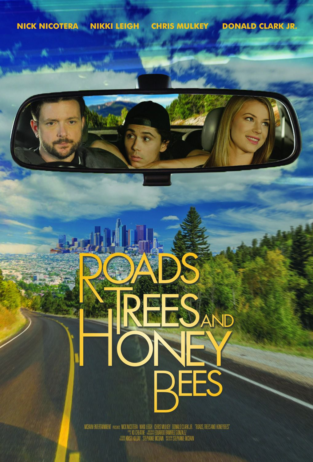 Roads Trees and Honey Bees