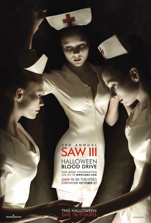 I Saw 3 - film poster - nurses