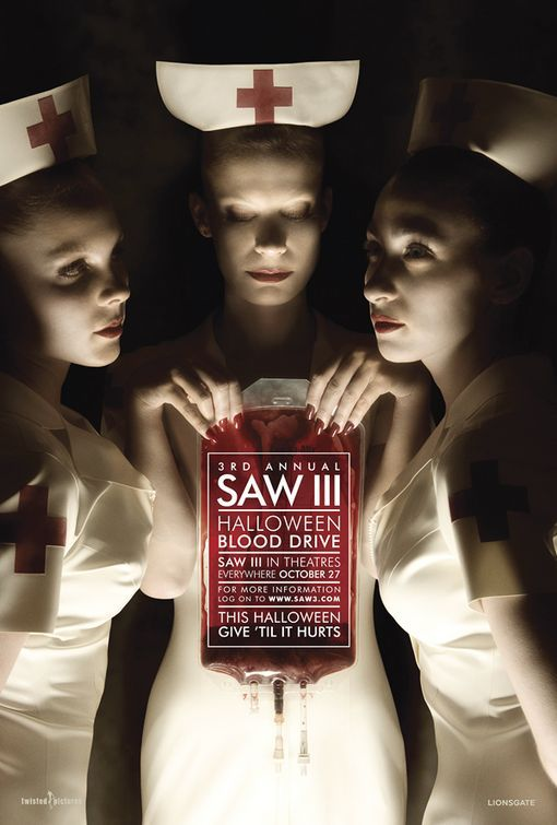 Saw 3 - film poster - nurses