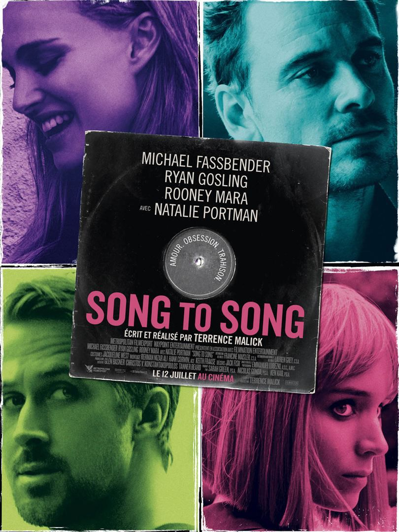 Song to Song - film poster