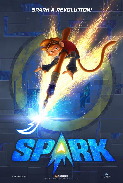 Spark a Space Tail