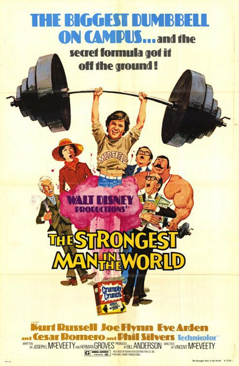 Strongest Man in the World - l'Uomo più forte del Mondo