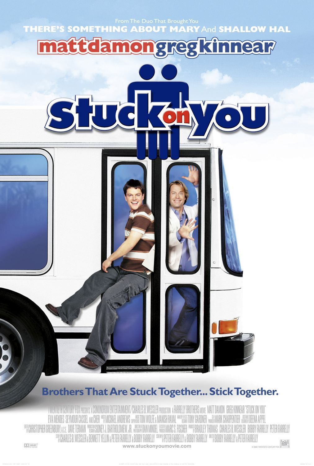 Fratelli per la Pelle - Stuck on you