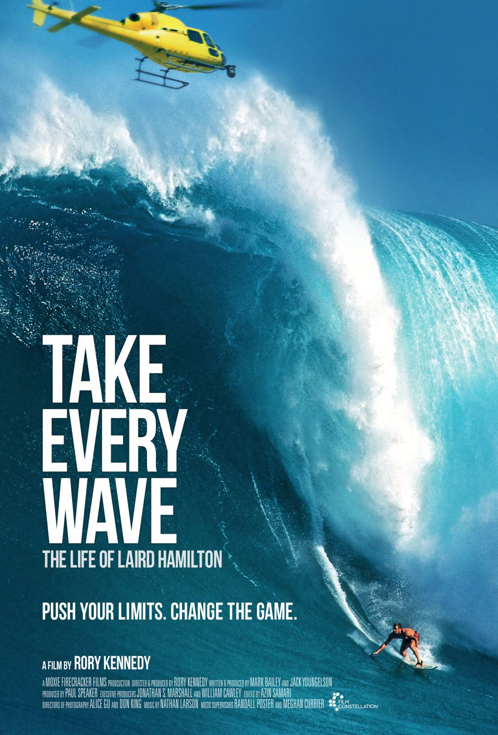 Take every Wave the Life of Laird Hamilton - film poster
