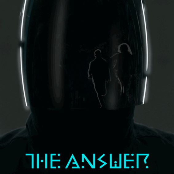 The Answer - scifi film poster