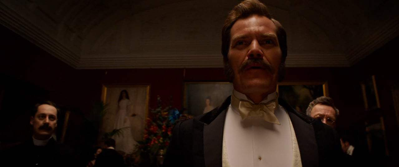 The Current War - Michael Shannon - George Westinghouse - film scene