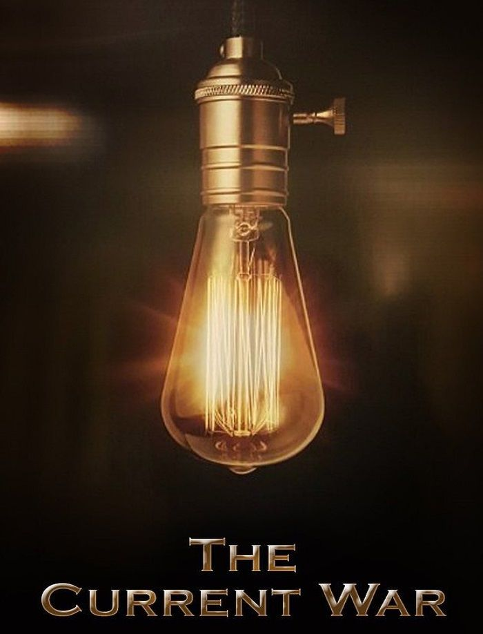 The Current War - film - Thomas Edison (Benedict Cumberbatch) - Nikola Tesla (Nicholas Hoult) - George Westinghouse (Michael Shannon) - Samuel Insull (Tom Holland) - Marguerite (Katherine Waterston)