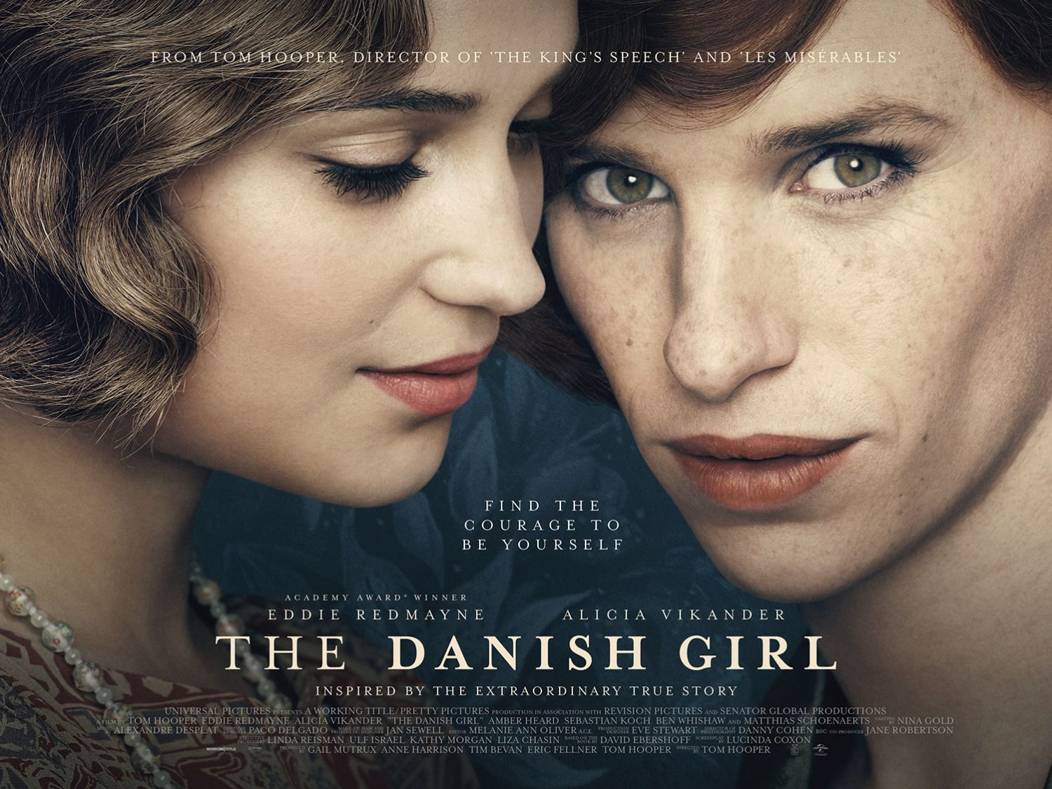 The Danish Girl - banner