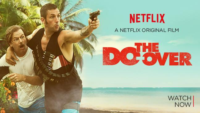 The Do-Over ... divertente commedia con Adam Sandler