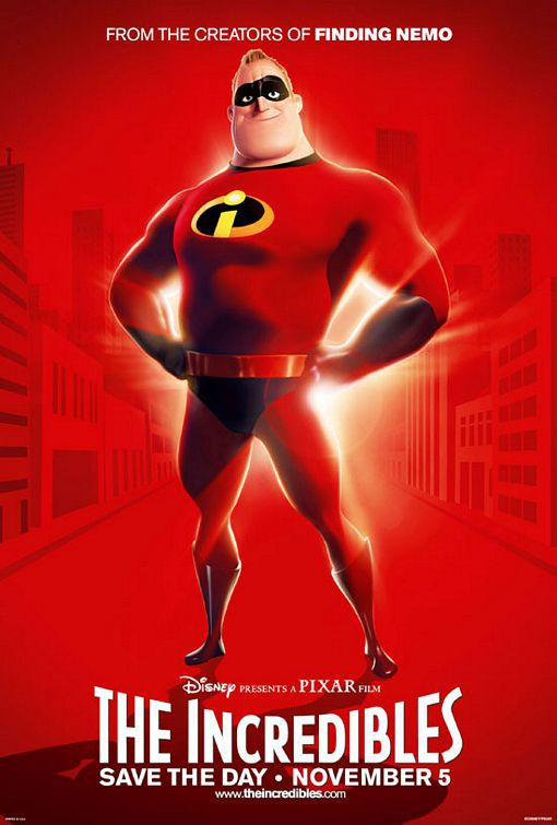 Mr. Incredibles