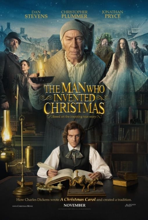 The Man who invented Christmas - L'uomo che inventò il Natale