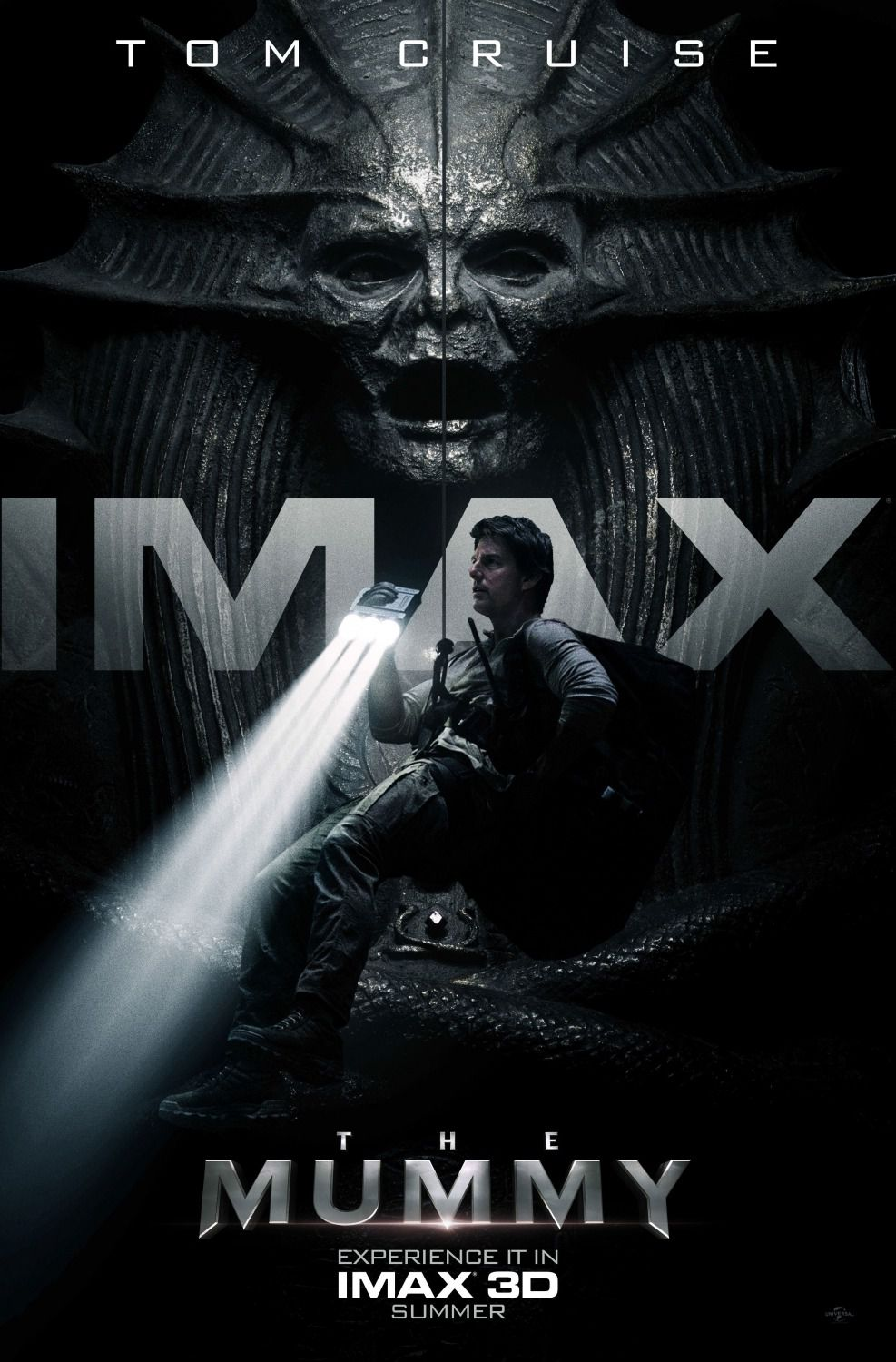 The Mummy - film 2017 - Tom Cruise - poster