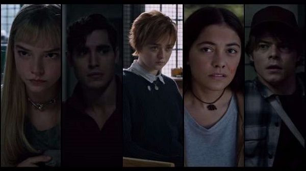 The New Mutants - cast - characters