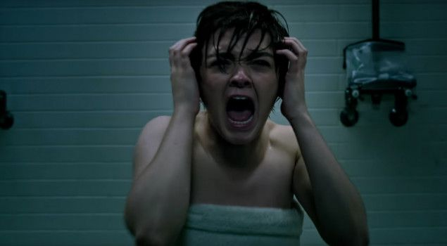 The New Mutants - urlo - scream