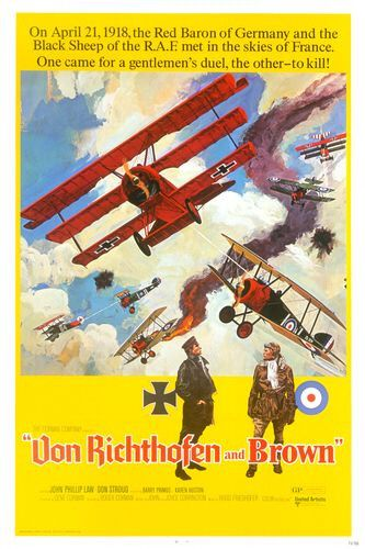 The Red Baron - aka Von Richthofen and Brown - 1971