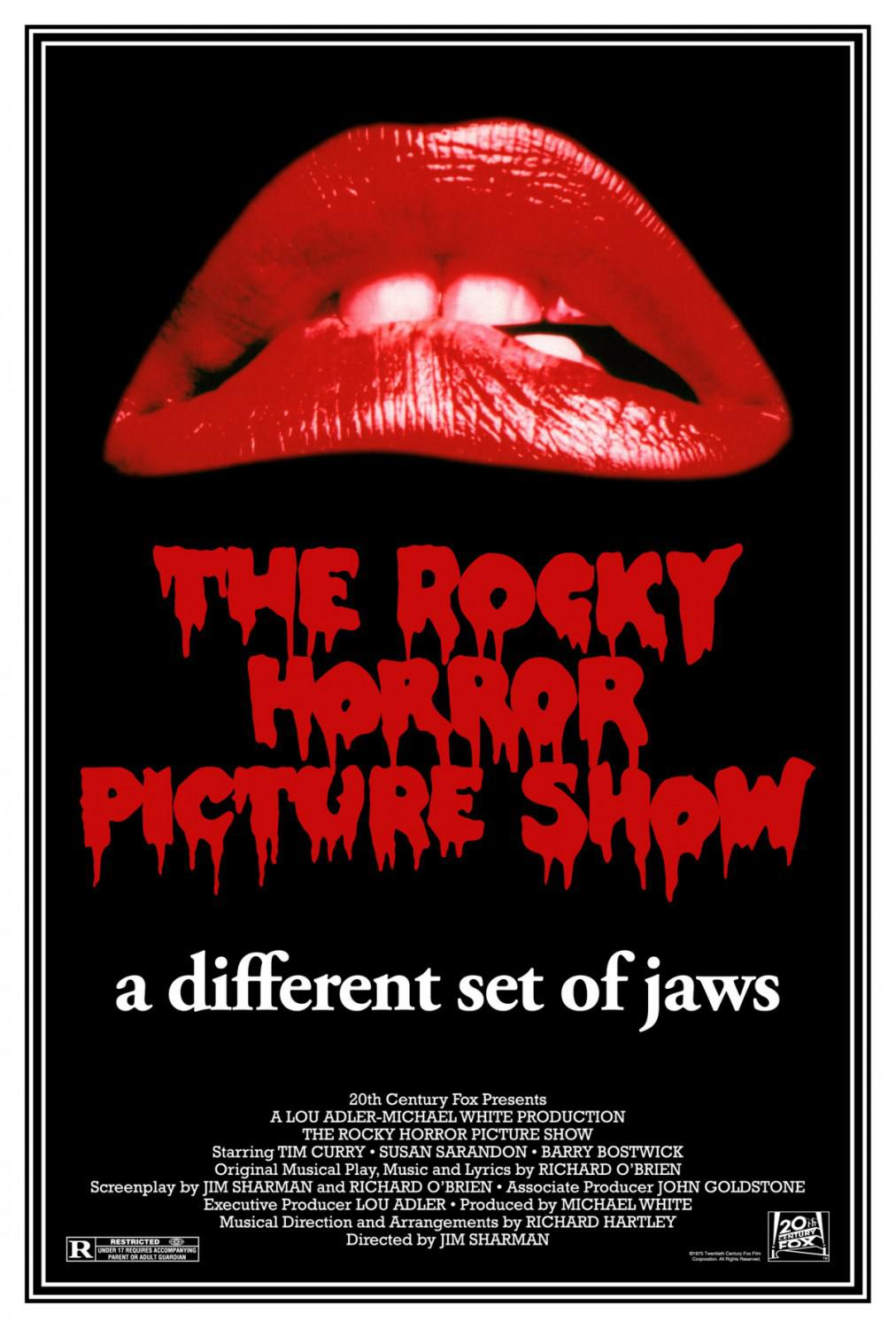 Rocky Horror Picture Show ... il musical - poster