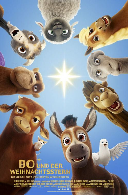 Film animato - The Star ... la storia del primo Natale