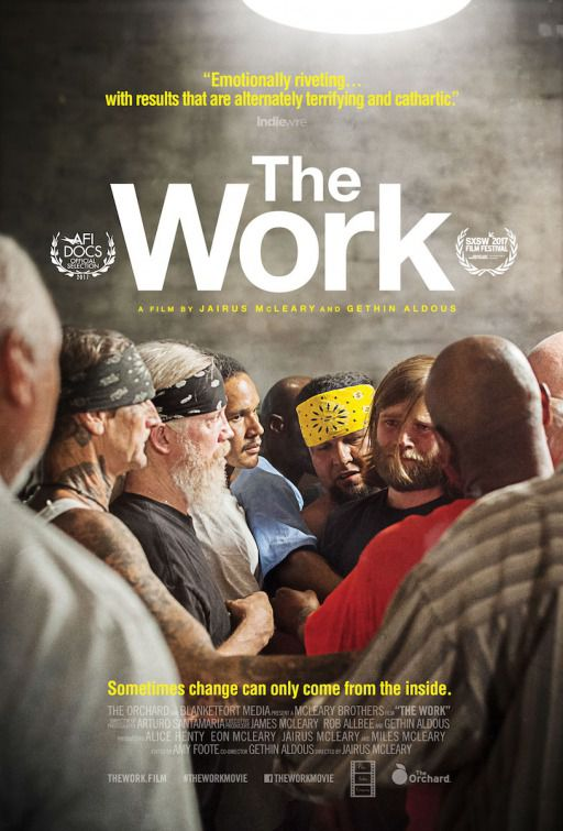 Film - The Work - sometimes change can only come from the inside