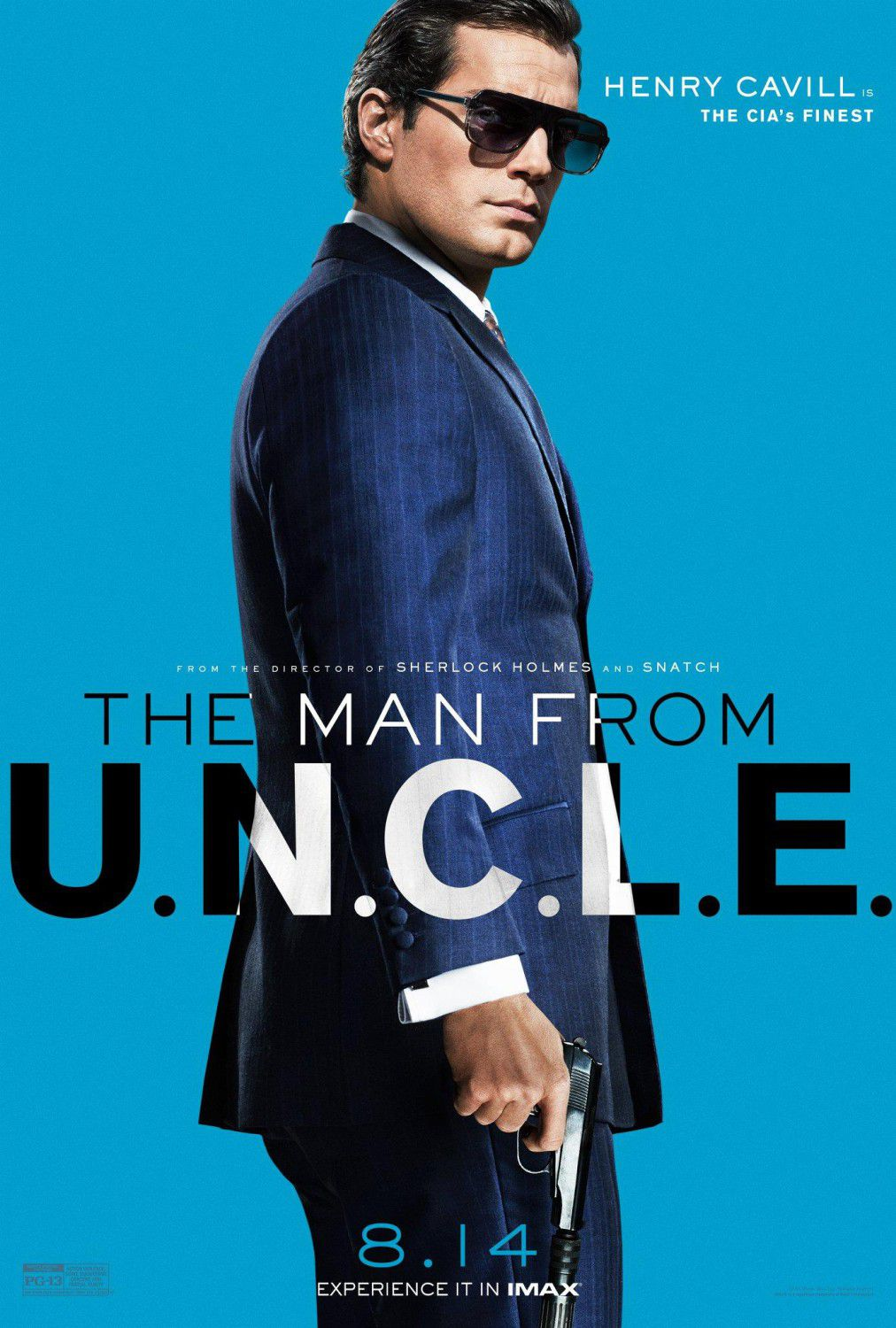 U.N.C.L.E. - Man from UNCLE -  Henry Cavill