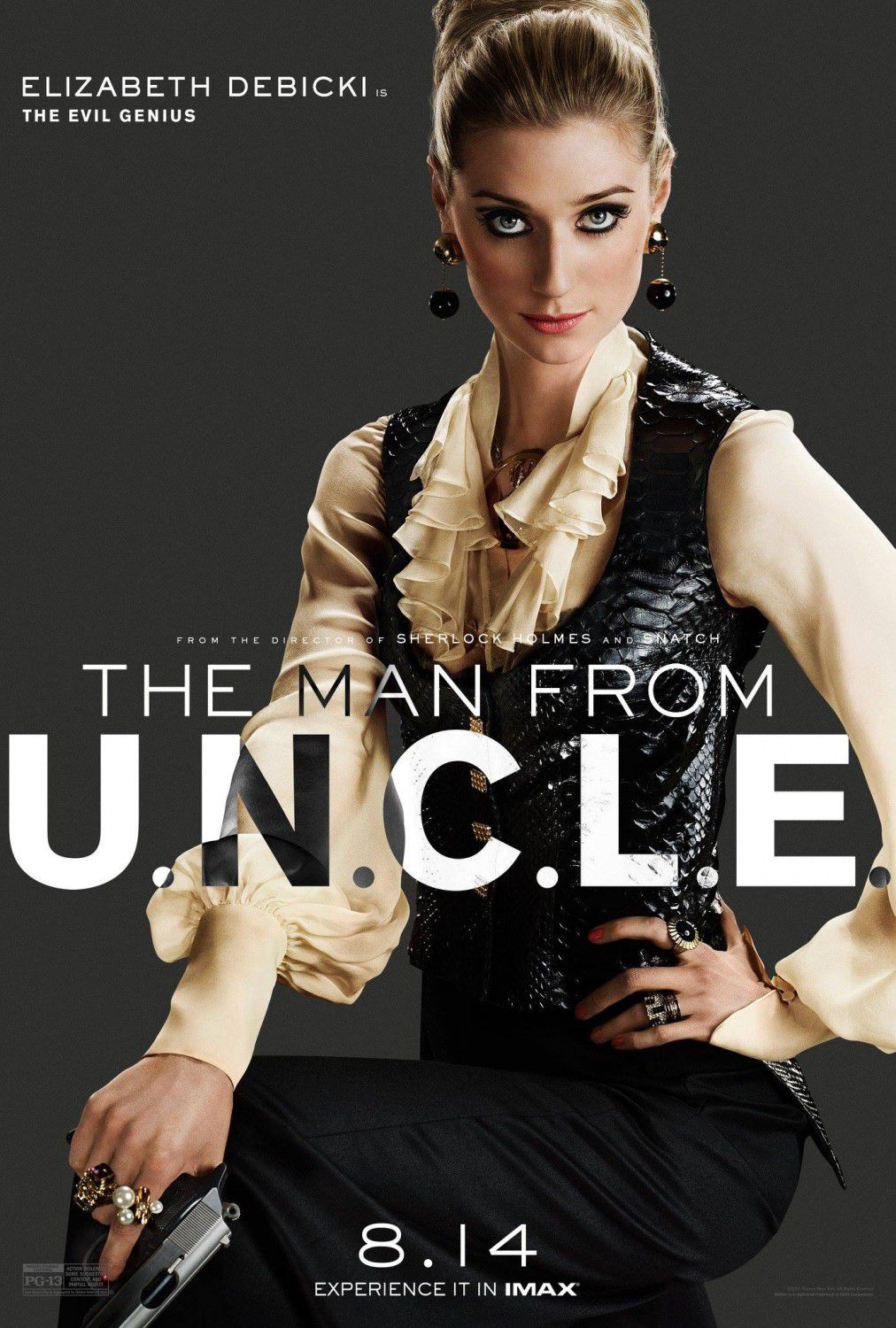 U.N.C.L.E. - Man from UNCLE -  Elizabeth Debicki