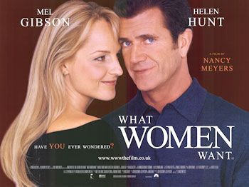 What Women Want - Quello che le Donne Vogliono - Mel Gibson - Helen Hunt