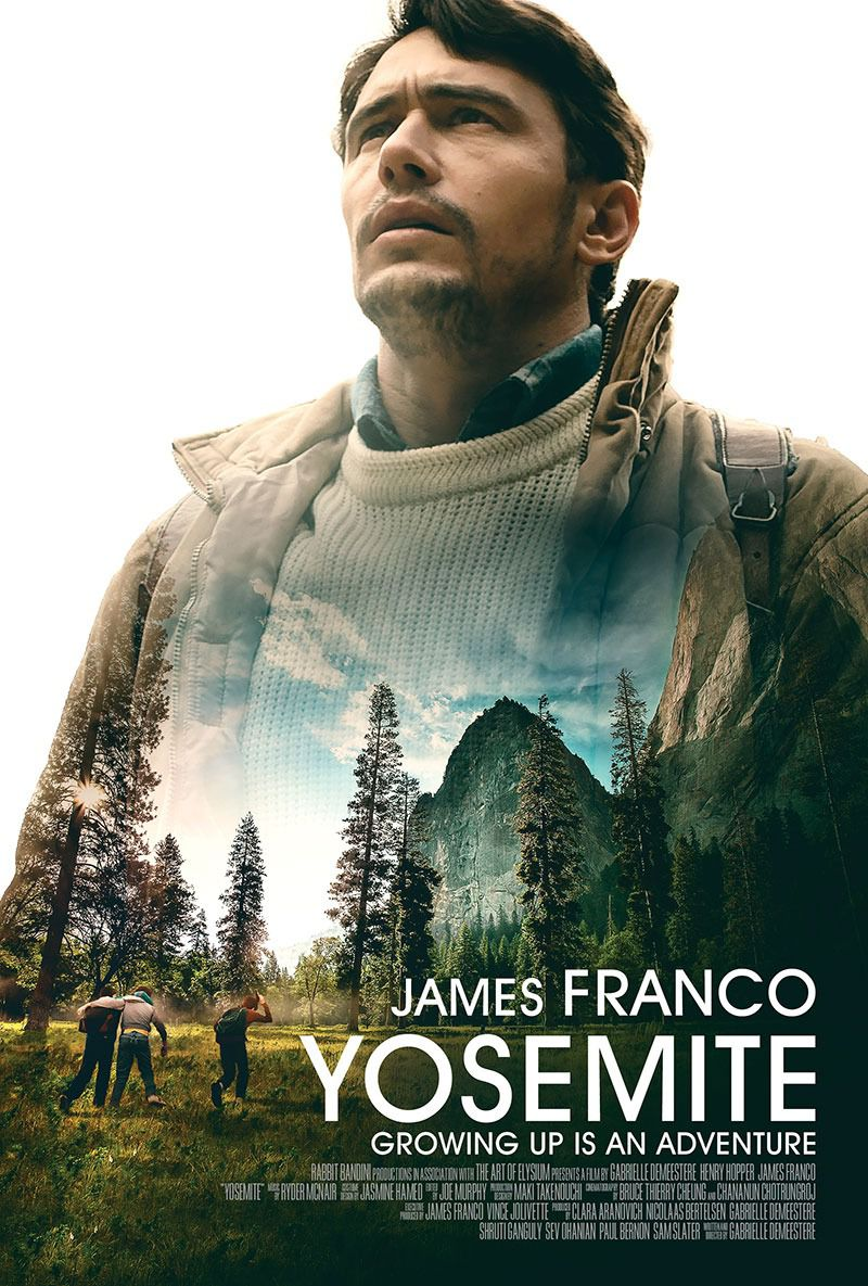 Yosemite - James Franco